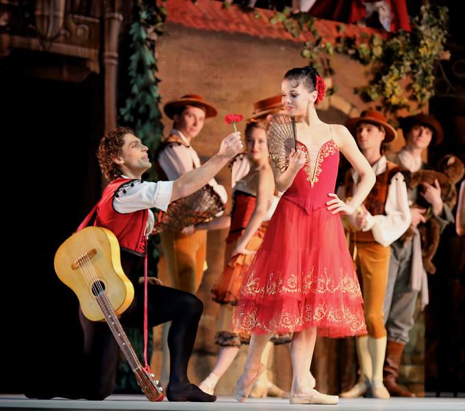 Ivan Vasiliev and Natalia Osipova, Don Quixote, November 20, 2014