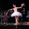 Nina Ananiashvili Final Performance June 27, 2009<br /> <br /> Nina with daughter Helen soak in the applause