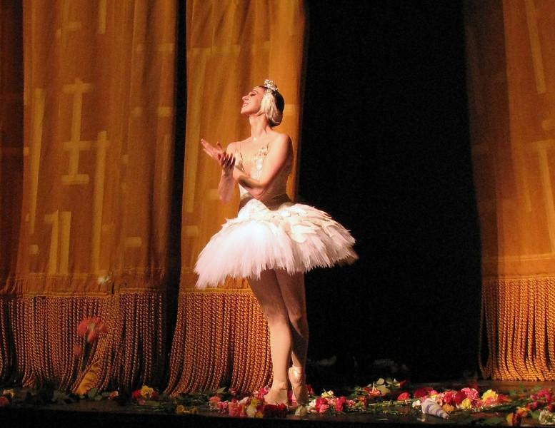Nina Ananiashvili Final Performance June 27, 2009