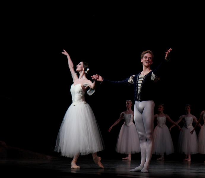 Polina Semionova and David Hallberg, Giselle, June 17, 2014