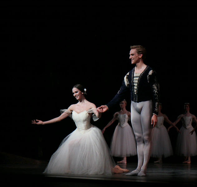 Polina Semionova and David Hallberg, Giselle, June 17, 2014