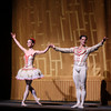 """Polina Semionova and Marcelo Gomes, Don Quixote, May 17, 2014<br /> <br /> Polina Semionova was stunning as Kitri in Don Quixote Saturday night. If there is a better Kitri in the world today, I would like to see it. She was in control throughout the evening, making the difficult and physically demanding role look easy. Standout technical parts include:<br /> <br /> • Endless balances in the Grand Pas de Deux that drew gasps from the crowd. Conductor Ormsby Wilkins had to extend the music, waiting for her to conclude her balance. WOW!!!<br /> <br /> • A nice fouetté section in her final solo that alternated single and double pirouettes with one hand on her hip and other hand overhead on the double. The sequence started out with a quadruple pirouette. It takes a lot of guts to start out a difficult turn sequence with four pirouettes. Usually smaller dancers are better turners, but Polina, at 5'9 inches tall, defies that observation.<br /> <br /> • A scooting rond de jamb diagonal in the second act with nice flowing arms.<br /> <br /> Polina'a technical achievements reinforced rather than detracted from the story line of the ballet; she was always expressive and in character (at times reminding me of former ABT Principal Dancer Irina Dvorovenko) covering a wide range of emotions from defiance of the dolt Gamache and her father, flirting with Basilio (Marcelo Gomes), disapproval of Basilo's staying eyes, and the ultimate joy of capturing Basilio's love.<br /> <br /> Marcelo is a great partner and he showered his attention on Polina (except when he was flirting with the village girls). He added nice touches such as """"dizzy drunk"""" pirouettes after imbibing wine offered from a villager and shaking hands with Don Quixote during his solo before starting his coupe jeté section.<br /> <br /> The Grand Pas de Deux was stellar with no rough edges. At times, Marcelo used only one hand to support her turns. Why use two hands when one will do? Marcelo was under pressure after Polina"""