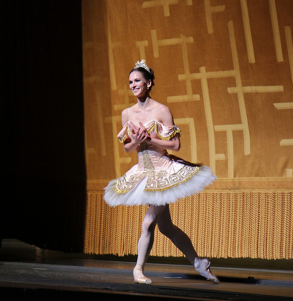 "Polina Semionova, Sylvia, June 28, 2013 <br><br> Frederick Ashton of The Royal Ballet created the ballet in 1952 as a star vehicle for Margot Fonteyn and was performed until 1965. Léo Delibes' score is beautiful, a masterpiece of 19th-century ballet music. Tchaikovsky was so impressed with it that he once observed: ""Had I known Sylvia existed, I would not have dared compose Swan Lake!""  <br><br> A problem arose when The Royal Ballet and ABT agreed to co-produce the revival of Sylvia: the choreography was never notated and the only record was a poorly lit black and white film. Christopher Newton, ballet master under Ashton who danced Sylvia during the 1950s kept handwritten notes of the choreography and reconstructed the some of the steps from memory. In addition, costume designs were found in The Royal Ballet's archives in a mislabeled box along with paintings and photographic records of the original sets. The World Premier of the revival of Sylvia was given by The Royal Ballet in 2004 while ABT debuted its version in 2005. See the <a href=""http://www.abt.org/sylvia/"">ABT website</a> for more detail. <br><br> ABT's star power was on full display in Friday night's Sylvia with Polina Semionova and Roberto Bolle leading the cast. Semionova along with tennis star Novak Djokovic appear in <a href=""http://www.fastretailing.com/eng/group/news/1303191700.html""> UNIQLO AIRism underwear</a> advertisements that appear in New York City subway trains (here is a  <a href=""http://www.youtube.com/watch?v=A-wb1RpfUZg ""> video advertisement</a> featuring Polina). Roberto is one of ballet's biggest stars. He has a huge international following as evidenced by his over 100,000 followers on  <a href=""https://twitter.com/RobertoBolle"">Twitter</a>.  <br><br> Polina was Sylvia, a very demanding role both dramatically and technically. She is onstage almost throughout the performance with several very tiring solos. Sylvia is difficult dramatically as she must run the gamut of roles: she is a powerful leader of an Amazonian tribe; a woman who morns the loss of Aminta after she shoots him with an arrow; a seductress of Orion in an effort to gain her freedom; and finally a woman who falls in lover with Aminta. Polina danced well, except for a diagonal jumping and pirouette section in Act I that seemed a bit off the music. Her solos were beautiful, taking full advantage of her long flowing arms.  <br><br> Bolle was the Aminta the shepherd, who is in love with Sylvia. Roberto was strong and steady throughout, his solos were rock solid without waiver. Technically, he had a nice saute de basque section and had a very nice triple pirouette which finished in releve, pausing a few seconds for effect. His partnering skills are remarkable, showering attention on his beloved Sylvia. Polina and Roberto connected well, particularly when he removes Sylvia's veil, revealing his true love as he is overcome with emotion. Polina and Roberto make a nice pair, dancing in unison with a feeling. Several jumping fish dives were done well and drew applause. <br><br> I also noted the corps dancing in Act I of the woodland creatures, an Amazonian tribe dancing in celebration of their hunt. This is a dance of female empowerment with tribe members dancing with bows and arrows: ""Don't mess with us! We rule the forest!"" The dancers were in synch in the fouetté section; not an easy task given they are performing the step with a bow in one hand. Also, the lighting in the first set is beautiful, simulating a blue moonlit night that provides illumination for the dancing. <br><br> Jared Matthews is Orion, the evil hunter. I have seen Jared perform several times this year and this performance continues his hot streak as he is having a very good season. His two pas de deux with Polina were appropriately awkward and tense as Sylvia is trying to escape."
