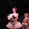 """Polina Semionova, Don Quixote, May 17, 2014<br /> <br /> Polina Semionova was stunning as Kitri in Don Quixote Saturday night. If there is a better Kitri in the world today, I would like to see it. She was in control throughout the evening, making the difficult and physically demanding role look easy. Standout technical parts include:<br /> <br /> • Endless balances in the Grand Pas de Deux that drew gasps from the crowd. Conductor Ormsby Wilkins had to extend the music, waiting for her to conclude her balance. WOW!!!<br /> <br /> • A nice fouetté section in her final solo that alternated single and double pirouettes with one hand on her hip and other hand overhead on the double. The sequence started out with a quadruple pirouette. It takes a lot of guts to start out a difficult turn sequence with four pirouettes. Usually smaller dancers are better turners, but Polina, at 5'9 inches tall, defies that observation.<br /> <br /> • A scooting rond de jamb diagonal in the second act with nice flowing arms.<br /> <br /> Polina'a technical achievements reinforced rather than detracted from the story line of the ballet; she was always expressive and in character (at times reminding me of former ABT Principal Dancer Irina Dvorovenko) covering a wide range of emotions from defiance of the dolt Gamache and her father, flirting with Basilio (Marcelo Gomes), disapproval of Basilo's staying eyes, and the ultimate joy of capturing Basilio's love.<br /> <br /> Marcelo is a great partner and he showered his attention on Polina (except when he was flirting with the village girls). He added nice touches such as """"dizzy drunk"""" pirouettes after imbibing wine offered from a villager and shaking hands with Don Quixote during his solo before starting his coupe jeté section.<br /> <br /> The Grand Pas de Deux was stellar with no rough edges. At times, Marcelo used only one hand to support her turns. Why use two hands when one will do? Marcelo was under pressure after Polina's fouetté section"""