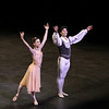 "Herman Cornejo and Maria, Kochetkova, Tchaikovsky Pas de Deux, September 13, 2013 <br><br> I knew that the Roberto Bolle and Friends Gala Tuesday at New York's City Center would be a popular event when I walked past the long line of people waiting in the ticket reserve line. Those waiting were not disappointed as the evening featured a diversity of dancing from Roberto and his friends, many from German ballet companies. The evening consisted of 11 unrelated pieces ranging from modern to classical, of which Roberto danced in four.  <br><br> The evening opened with a pas de deux from the full-length ballet Excelsior. I don't know much about the ballet; it is a tribute to the scientific and industrial progress of the 19th century, from the electric light to the telegraph, steam engine, and Suez Canal, according to Wikipedia. Roberto was in skimpy attire (basically a decorated dance belt) while Alina Somova from the Mariinsky Theatre wore a more traditional white ballet dress. The partnering section was fairly short followed by solos featuring fine, controlled jetés, sauté de basques, and coupe jetés from Roberto. Somova ha  a turn section consisting of single and double fouettés and she made it through the section. Well danced but not my favorite performance of the evening.  <br><br> Excelsior was followed by the Act I Romeo and Juliet pas de deux with Alicia Amatriain and Jason Reilly of the Stuttgart Ballet. It was clear that they have partnered together as young, star-crossed lovers in this Cranko (Stuttgart Ballet) version. Filled with emotion and brimming with excitement, the two lovers proclaimed their everlasting love.  <br><br> I've always liked Luciana Paris at American Ballet Theatre (ABT) and would like to see her dance more; happy to see that she is one of Roberto's friends, paired up with another favorite, Herman Cornejo in Twyla Tharp's Sinatra Suite. She always excels in this role at ABT along with another Tharp piece ""In the Upper Room."" Not sure why she does not get more exposure, but that is a topic for another day. Herman was dashing, debonair in a black tuxedo with Luciana in an elegant black gown as they danced to Sinatra favorites such as ""Strangers in the Night"" and ""My Way."" In ""Strangers in the Night,"" Herman tossed off his jacket with a look of indifference and defiance. In another section, he pulled off seven jazz turns effortlessly. In my favorite part, he danced in an intoxicated manner as Sinatra sings ""one more for the road."" Sinatra Suite was a great selection for the evening and the audience roared with approval. <br><br> Elisa Carrillo Cabrera and Mikhail Kaniskin of Staatsballet Berlin danced in Jeunehomme. This piece, choreographed by Uwe Scholz, was set to music by Mozart. This was a contemporary piece with the dancers are dressed in black. Cabrera and Kaniskin were precise in their intricate movements with Cabrera showing great extension. Their characters seemed frustrated as they were missing and longing for something. Near the end, he walked off the stage, and she was lost without him. He reappeared at the end and they embraced. I liked this piece with difficult partnering sequences, one of my favorites of the night.  <br><br> My least favorite was Le Grand Pas de Deux with Roberto and Alicia Amatriain of the Stuttgart Ballet. This was a silly, stupid, and a pointless comedy piece in which Amatriain walked down the aisle in the beginning on her way to the stage wearing glasses and toting a purse. Roberto was in a Nutcracker type costume. It was classical ballet interspersed with disco. In one section, Alicia completed a very good series of fouettés only to stagger around stage on the verge of vomiting while Roberto was working on a turn section in second position. Not sure why this was put in the program but some in the audience were amused. <br><br> Roberto and Erika Gaudenzi, listed in the program as a Young Italian Talent, Opera House, Rome, opened the second part of the evening with a dramatic pas de deux from L'Arlesienne. I am not familiar with the ballet so it was difficult to follow what was going on. He seemed disturbed about something and then removed his shirt. This was a recurring theme in the evening as the men more often than not were shirtless, showing off their toned bodies. Roberto danced a long introspective, wandering solo that was very well done.  <br><br> Kazimir's Colours with Elisa Carrillo Cabrera and Mikhail Kaniskin were next, set to music by Shostakovich. The music was particularly memorable and dramatic, set to this contemporary piece, with the dancers wearing gym attire.  <br><br> When I arrived, I immediately focused in eager anticipation of the Tchaikovsky Pas de Deux by Balanchine with Herman Cornejo and Maria Kochetkova of the San Francisco Ballet. Maria danced with Herman in Swan Lake and Sleeping Beauty, filling in for the injured Alina Cojocaru in the ABT spring season. They make a nice pair, as she is shorter than Herman and light as a feather. Notable parts were Herman's massive double cabriole derrière, high leaps, entrechat six, double assembles, and double tours to the knee. She was very fast in her spunky solo with a jumping arabesque on releve and very rapid turns and fouettés. She was a very proficient turner.  <br><br> Next was a very interesting modern piece, Mona Lisa with Alicia Amatriain and Jason Reilly opening with creaky doors and fog. (The last time I saw fog at City Center was for ABT's In the Upper Room. That evening,  a zealous stagehand in charge of dry ice pumped massive amounts of fog onto the stage, obscuring all of the dancers. After about 10 minutes with screaming from the audience, the curtain closed and the ballet was restarted after the fog lifted.) Rather than me describing it, take a look at this <a href=""http://www.youtube.com/watch?v=GlScLv2Tyz8"">Youtube clip.</a> A very entertaining 8 minutes.  <br><br> What would a gala be like without the Dying Swan, choreographed by Fokine? Alina Somova was the unfortunate swan, dancing in beautiful Russian form. <br><br> Last was Prototype, a solo for Roberto by Massimiliano Volpini.  A large video screen lined the back of the stage with computer-related images of a human body (ultimately Roberto's) and modern techno-type music. The screen then showed various high-tech images with Roberto interacting with the screen, dancing in unison with the images. At one point, the screen showed examples of ballet steps, which Roberto replicated. Off for a costume change into skin-colored trunks. The theme then turned to classical as he danced to Romeo and Juliet and Swan Lake. Off for another costume change into jeans and a jean jacket so he could dance with images of multiple Robertos on the screen. The interplay with Roberto and the images was unique, revealing his great technique and diversity. <br><br> Roberto was joined on stage by the dancers to a well-deserved rousing ovation by the appreciative, full-house crowd."