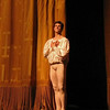 """Roberto Bolle, Romeo and Juliet, July 11, 2009 <br><br> Italian Roberto Bolle is one of ballet's biggest stars. He has a huge international following as evidenced by his over 100,000 followers on  <a href=""""https://twitter.com/RobertoBolle"""">Twitter</a>; photos on <a href=""""http://www.flickr.com/photos/robertobollefanclub/"""">his flickr fanclub</a> have attracted about 100,000 views.  <br><br> Bolle entered the La Scala Theatre Ballet School at age 11. According to <a href=""""http://www.robertobolle.com/ """">his website</a> Rudolf Nureyev noticed his talent and chose him to interpret a role in the ballet Death in Venice. He joined the Theatre Company in 1994 and was promoted to Principal in 1996 at age 20.  <br><br> Since then he has become an international superstar, having danced with the Royal ballet, American Ballet Theatre (ABT), the National Ballet of Canada, the Stuttgart Ballet, the Finnish National Ballet, the Staatballett Berlin, the Vienna Staatsoper Ballett, the Staatsoper in Dresden, the Munich Ballet,  and the Tokyo Ballet. He has starred in many contemporary and classical ballets such as Sleeping Beauty, Cinderella, Don Quixote, Swan Lake, The Nutcracker, La Bayadère, Giselle, La Sylphide, Manon, Romeo and Juliet, Onegin, and The Merry Widow.  <br><br> His notable performances include: •In 2000, he opened the season at Covent Garden Opera House in London. •In 2000, he was invited by the Bolshoi Ballet to celebrate Maya Plisetskaya's 75th birthday in the presence of President Vladimir Putin. •In 2002, Bolle danced on the occasion of Queen Elizabeth's Golden Jubilee at Buckingham Palace in the presence of the Queen. The event was broadcast live. •In 2004, he danced in front of Pope John Paul II in Saint Peter's square to celebrate young people's day. •In 2004, he danced with Alessandra Ferri to celebrate the re-opening of La Scala Theatre after its restoration. •In 2005 at Covent Garden Opera House in London, he danced in Sylvia. The BBC broadcast the performanc"""