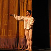 """Roberto Bolle, Romeo and Juliet, July 11, 2009 <br><br> Italian Roberto Bolle is one of ballet's biggest stars. He has a huge international following as evidenced by his over 90,000 followers on <a href=""""https://twitter.com/RobertoBolle"""">Twitter</a>; photos on <a href=""""http://www.flickr.com/photos/robertobollefanclub/"""">his flickr fanclub</a> have attracted about 100,000 views.  <br><br> Bolle entered the La Scala Theatre Ballet School at age 11. According to <a href=""""http://www.robertobolle.com/ """">his website.</a> Rudolf Nureyev noticed his talent and chose him to interpret a role in the ballet Death in Venice. He joined the Theatre Company in 1994 and was promoted to Principal in 1996 at age 20.  <br><br> Since then he has become an international superstar, having danced with the Royal ballet, American Ballet Theatre (ABT), the National Ballet of Canada, the Stuttgart Ballet, the Finnish National Ballet, the Staatballett Berlin, the Vienna Staatsoper Ballett, the Staatsoper in Dresden, the Munich Ballet,  and the Tokyo Ballet. He has starred in many contemporary and classical ballets such as Sleeping Beauty, Cinderella, Don Quixote, Swan Lake, The Nutcracker, La Bayadère, Giselle, La Sylphide, Manon, Romeo and Juliet, Onegin, and The Merry Widow.  <br><br> His notable performances include: •In 2000, he opened the season at Covent Garden Opera House in London. •In 2000, he was invited by the Bolshoi Ballet to celebrate Maya Plisetskaya's 75th birthday in the presence of President Vladimir Putin. •In 2002, Bolle danced on the occasion of Queen Elizabeth's Golden Jubilee at Buckingham Palace in the presence of the Queen. The event was broadcast live. •In 2004, he danced in front of Pope John Paul II in Saint Peter's square to celebrate young people's day. •In 2004, he danced with Alessandra Ferri to celebrate the re-opening of La Scala Theatre after its restoration. •In 2005 at Covent Garden Opera House in London, he danced in Sylvia. The BBC broadcast the performance"""