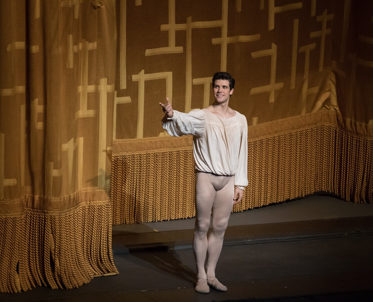 Roberto Bolle, Romeo and Juliet, June 24, 2016