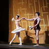 "Polina Semionova and Roberto Bolle, Sylvia, June 28, 2013 <br><br> Frederick Ashton of The Royal Ballet created the ballet in 1952 as a star vehicle for Margot Fonteyn and was performed until 1965. Léo Delibes' score is beautiful, a masterpiece of 19th-century ballet music. Tchaikovsky was so impressed with it that he once observed: ""Had I known Sylvia existed, I would not have dared compose Swan Lake!""  <br><br> A problem arose when The Royal Ballet and ABT agreed to co-produce the revival of Sylvia: the choreography was never notated and the only record was a poorly lit black and white film. Christopher Newton, ballet master under Ashton who danced Sylvia during the 1950s kept handwritten notes of the choreography and reconstructed the some of the steps from memory. In addition, costume designs were found in The Royal Ballet's archives in a mislabeled box along with paintings and photographic records of the original sets. The World Premier of the revival of Sylvia was given by The Royal Ballet in 2004 while ABT debuted its version in 2005. See the <a href=""http://www.abt.org/sylvia/"">ABT website</a> for more detail. <br><br> ABT's star power was on full display in Friday night's Sylvia with Polina Semionova and Roberto Bolle leading the cast. Semionova along with tennis star Novak Djokovic appear in <a href=""http://www.fastretailing.com/eng/group/news/1303191700.html""> UNIQLO AIRism underwear</a> advertisements that appear in New York City subway trains (here is a  <a href=""http://www.youtube.com/watch?v=A-wb1RpfUZg ""> video advertisement</a> featuring Polina). Roberto is one of ballet's biggest stars. He has a huge international following as evidenced by his over 100,000 followers on  <a href=""https://twitter.com/RobertoBolle"">Twitter</a>.  <br><br> Polina was Sylvia, a very demanding role both dramatically and technically. She is onstage almost throughout the performance with several very tiring solos. Sylvia is difficult dramatically as she must run the gamut of roles: she is a powerful leader of an Amazonian tribe; a woman who morns the loss of Aminta after she shoots him with an arrow; a seductress of Orion in an effort to gain her freedom; and finally a woman who falls in lover with Aminta. Polina danced well, except for a diagonal jumping and pirouette section in Act I that seemed a bit off the music. Her solos were beautiful, taking full advantage of her long flowing arms.  <br><br> Bolle was the Aminta the shepherd, who is in love with Sylvia. Roberto was strong and steady throughout, his solos were rock solid without waiver. Technically, he had a nice saute de basque section and had a very nice triple pirouette which finished in releve, pausing a few seconds for effect. His partnering skills are remarkable, showering attention on his beloved Sylvia. Polina and Roberto connected well, particularly when he removes Sylvia's veil, revealing his true love as he is overcome with emotion. Polina and Roberto make a nice pair, dancing in unison with a feeling. Several jumping fish dives were done well and drew applause. <br><br> I also noted the corps dancing in Act I of the woodland creatures, an Amazonian tribe dancing in celebration of their hunt. This is a dance of female empowerment with tribe members dancing with bows and arrows: ""Don't mess with us! We rule the forest!"" The dancers were in synch in the fouetté section; not an easy task given they are performing the step with a bow in one hand. Also, the lighting in the first set is beautiful, simulating a blue moonlit night that provides illumination for the dancing. <br><br> Jared Matthews is Orion, the evil hunter. I have seen Jared perform several times this year and this performance continues his hot streak as he is having a very good season. His two pas de deux with Polina were appropriately awkward and tense as Sylvia is trying to escape."