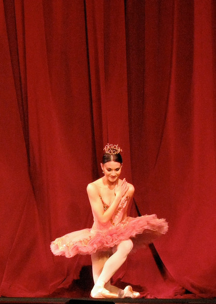 Sarah Lane, Theme and Variations, October 23, 2008