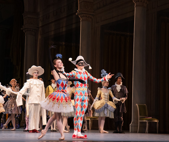 Skylar Brandt and Daniil Simkin, Harlequinade, May 16, 2019