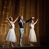 Stella Abrera, Gillian Murphy and David Hallberg, Giselle, May 27, 2017