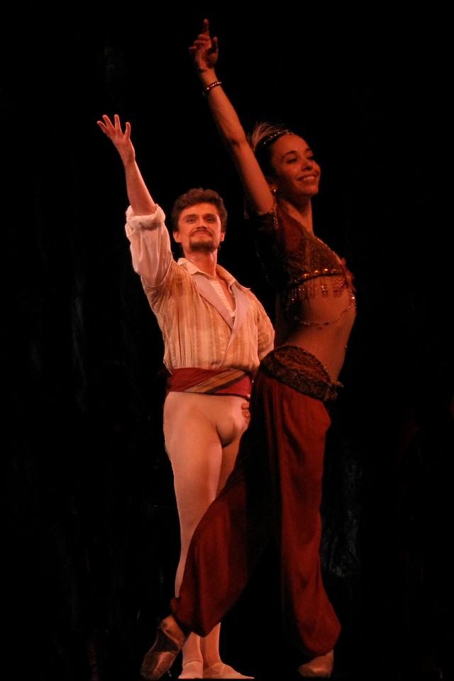 Xiomara Reyes and Gennadi Saveliev, Le Corsaire, May 29, 2009