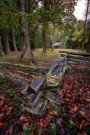Carter Shield's Cabin