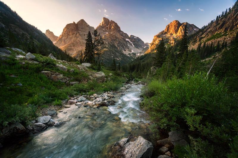 Cascade Canyon