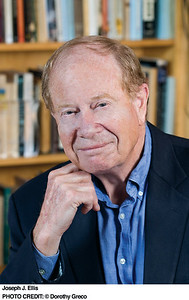Pulitzer Prize-winning author Joseph Ellis