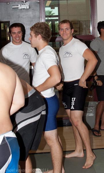 Arizona State Club Workout Team Photos