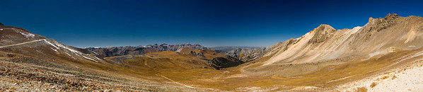 Another pano from Engineers Pass