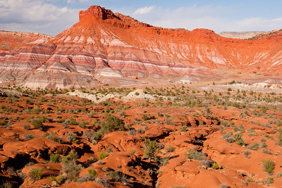 The Vermillion Cliffs around Paria.