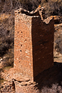 Square Tower at Hovenweep
