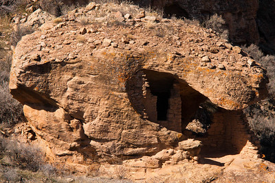 Boulder House at Hovenweep National Monument