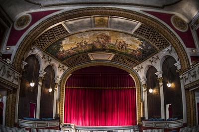 """The Columbus Theatre's Proscenium"" March 29th, 2011"