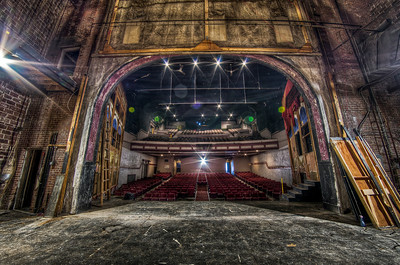 """The State Theatre"" Stoughton, MA"
