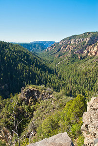 Oak Creek Canyon Overlook