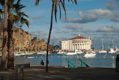 The Casino and Avalon Harbor