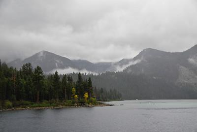Lake Tahoe at Emerald Bay