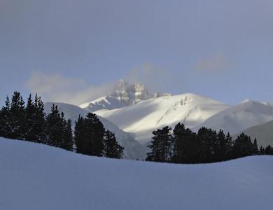 Canadian Rockies;
