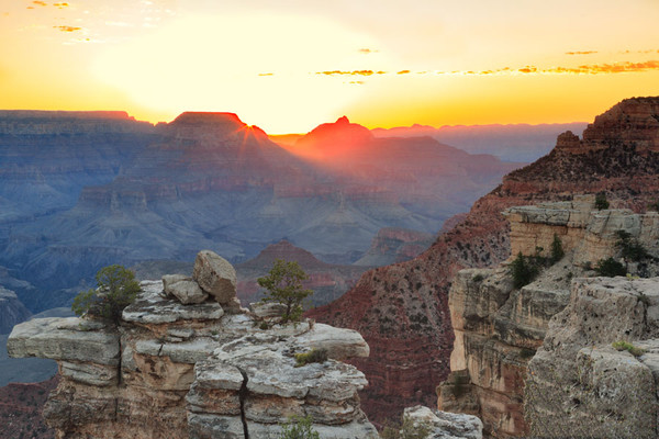 Grand Canyon Sunrise