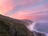 Sunrise on the Big Sur