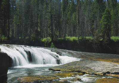 So Umpqua Falls