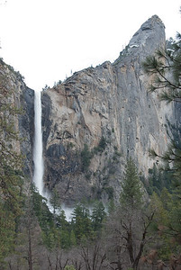 Bridal Veil Falls from Northside Drive