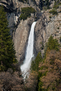 Lower Yosemite Falls