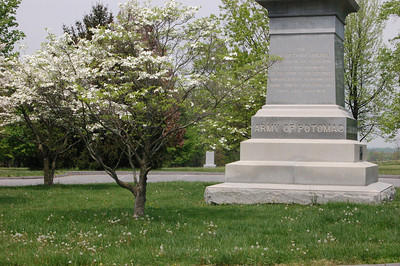 Monument at Antietam