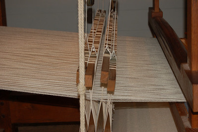 Weaver's Loom, Williamsburg, Virginia