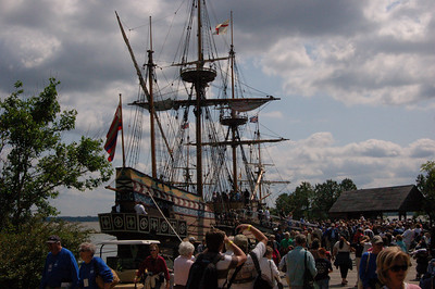 America's 400th Anniversary May 13, 2007, Jamestown, Virginia