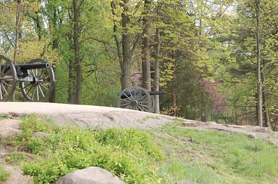 Little Rondtop, Gettysburg, Pennsylvania