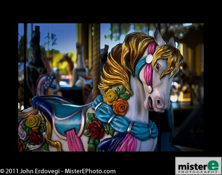 Allan Herschell / Spillman Carousel