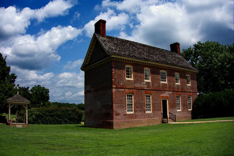 Shirley Plantation, Charles City County, Virginia. 2014.