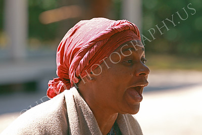 AMER-Slaves 00008 A close up portrait of a singing female slave historical re-enactor, by Peter J Mancus