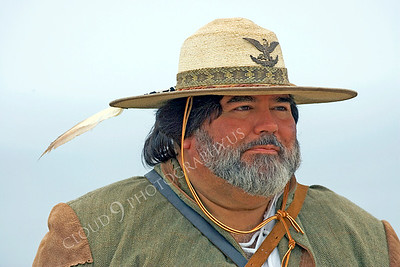 HR-EWSS 00004 An early western Spanish settlor historical reenactor, by Peter J Mancus