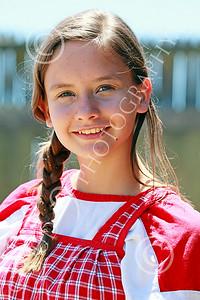 HR-FtRossRUSS 00013 A standing Ft Ross California teenage female civilian Russian settlor historical re-enactor picture by Peter J Mancus