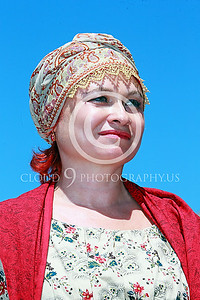 HR-FtRossRUSS 00007 A Ft Ross California female civilian Russian settlor historical re-enactor picture by Peter J Mancus
