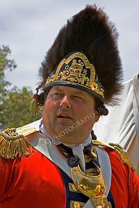 HR-ARWBR 00009 An American Revolutionary War British Redcoat soldier historical reenactor, by Peter J Mancus