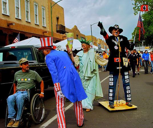 Santa Fe, New Mexico, 2004.