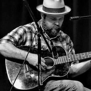 Kenneth Johnson, guitar, April 2016.