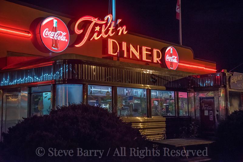 CONNECTICUT -- Tilton<br /> Tilt'n Diner